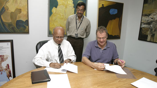 BRAC and International Potato Center signs MoU for potato research and development